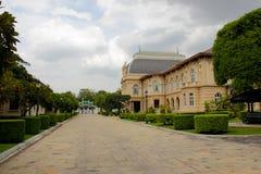 Wat Phra Kaew, Royal Palace em Banguecoque Foto de Stock