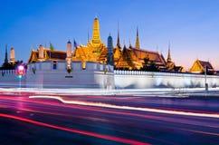 Wat Phra Kaew Tailandia imagen de archivo libre de regalías