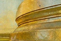 Wat Phra Kaew tempel Arkivfoton