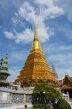 Wat Phra Kaew tempel av Emerald Buddha Phra Si Rattana Satsadaram Royaltyfri Bild