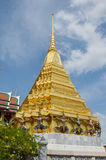 Wat Phra Kaew tempel av Emerald Buddha Phra Si Rattana Satsadaram Arkivfoton