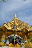 Wat Phra Kaew, Tempel Emerald Buddha Phra Si Rattanas Satsadaram Lizenzfreie Stockfotografie