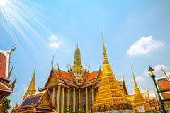 Wat Phra Kaew lizenzfreie stockfotos