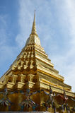 Wat Phra Kaew, Tempel van Emerald Buddha Phra Si Rattana Satsadaram Royalty-vrije Stock Afbeeldingen
