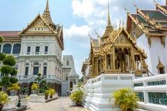 Wat Phra Kaew, tempio di Bangkok Tailandia 5 Immagine Stock