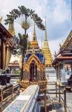 Wat Phra Kaew, tempio di Emerald Buddha, Bangkok, Tailandia Immagini Stock Libere da Diritti