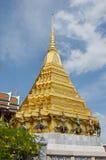 Wat Phra Kaew, tempio di Emerald Buddha Phra Si Rattana Satsadaram Fotografie Stock