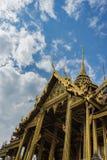 Wat Phra Kaew, Templae de Emerald Buddha Fotografía de archivo libre de regalías