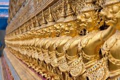 Wat Phra Kaew Temple Stock Image