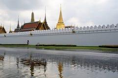 Wat Phra Kaew Temple Foto de Stock Royalty Free