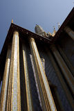 Wat Phra Kaew_temple Stockbild