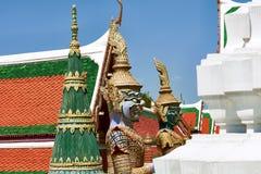 Wat phra kaew temple Stock Images