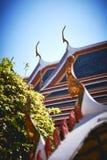 Wat phra kaew temple Stock Photography