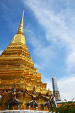 Wat Phra Kaew, temple d'Emerald Buddha Phra Si Rattana Satsadaram Images stock