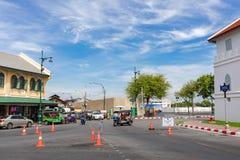 Wat Phra Kaew Temple de Emerald Buddha la señal más popular de Bangkok Tailandia foto de archivo