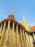 Wat Phra Kaew,Temple of the Emerald Royalty Free Stock Photography