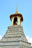 Wat Phra Kaew, Temple of the Emerald Buddha Royalty Free Stock Photography