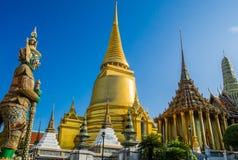 Wat Phra Kaew. Temple of the Emerald Buddha Stock Photo