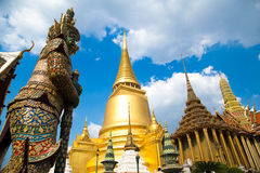 Wat Phra Kaew, Stock Photo