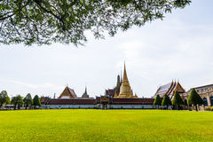 Wat Phra Kaew. Royalty Free Stock Photo