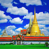 Wat Phra Kaew Stock Images