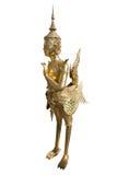 Wat Phra Kaew, Temple of the Emerald Buddha, Bangkok, Thailand. Royalty Free Stock Image
