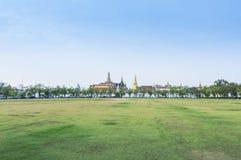 Wat Phra Kaew, Temple of the Emerald Buddha, Bangkok, Thailand Royalty Free Stock Photo