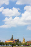 Wat Phra Kaew, Temple of the Emerald Buddha, Bangkok, Thailand, Royalty Free Stock Photos