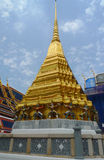 Wat Phra Kaew or Temple of the Emerald Buddha in Grand Palace in Bangkok Stock Photography