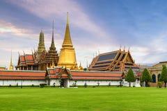 Wat Phra Kaew, Temple of the Emerald Buddha, stock photography