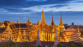 Wat Phra Kaew, Temple of the Emerald Buddha Stock Photos