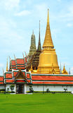 Wat Phra Kaew temple Royalty Free Stock Image