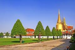 Wat Phra Kaew, Temple of  Thailand. Royalty Free Stock Photos