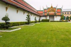 Wat Phra Kaew, templo da esmeralda Buddha Fotografia de Stock Royalty Free