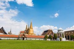 Wat Phra Kaew, templo da esmeralda Buddha Fotos de Stock Royalty Free