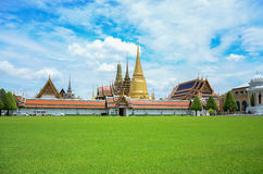 Wat Phra Kaew (templo de Emerald Buddha), Tailandia Fotografía de archivo