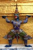 Wat Phra Kaew Thaïlande Photos stock