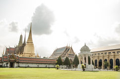 Wat Phra Kaew: The Thai Royal temple Stock Photos
