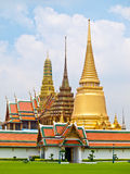 Wat Phra Kaew in Thailand Stock Images