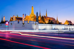 Wat Phra Kaew Thailand Royalty Free Stock Image