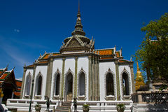 Wat Phra Kaew, Thailand Royalty-vrije Stock Foto