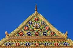 Wat Phra Kaew Thailand Royaltyfri Foto
