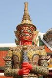 Wat Phra Kaew Thailand Royaltyfria Foton