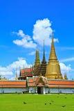 Wat Phra Kaew in Thailand Stock Images
