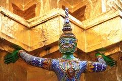 Wat Phra Kaew Thailand royalty-vrije stock foto's