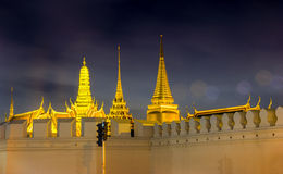 Wat Phra Kaew. Royalty Free Stock Photography