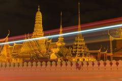 Wat Phra Kaew (Wat Phra Si Rattana Satsadaram) Stockfotos