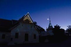Wat Phra которое Kao Noi, Nan, Таиланд Стоковая Фотография