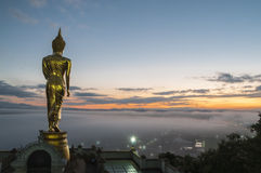 Wat Phra That Kao Noi, NaN, Tailandia Imagen de archivo libre de regalías
