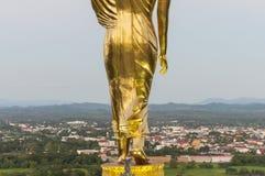 Wat Phra That Kao Noi Nan, Thailand Royaltyfria Foton